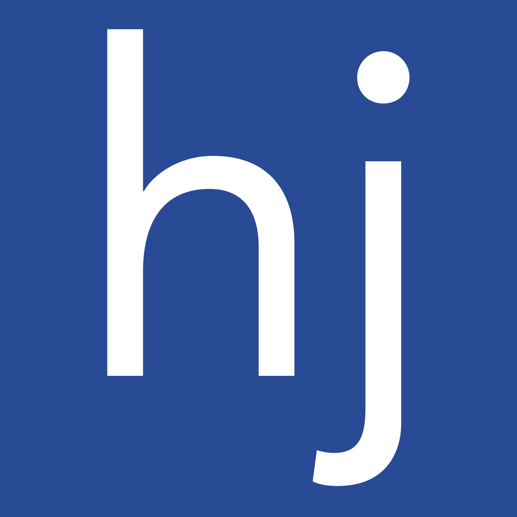 Howard James Recruitment Training Logo